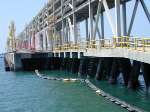 Ecobarrier Oil Booms: Permanent Booms - Harbour Boom