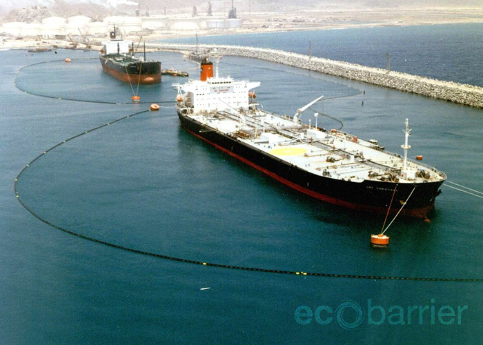 Ecobarrier Harbour Boom