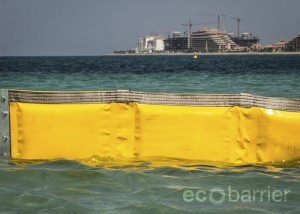 Foam-Filled Oil Boom