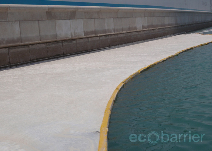 Type I Ecobarrier Silt Curtain