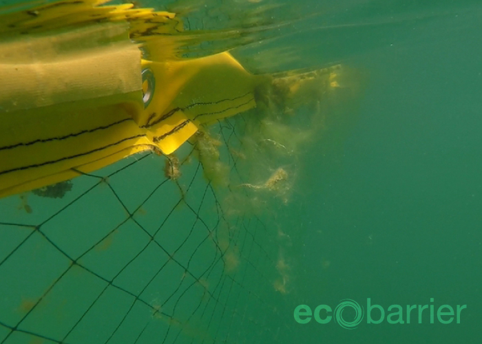 Ecobarrier Detachable Float Nets