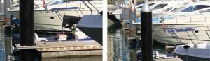 Ecobarrier Marine Pile Sleeves: UHMW-PE Sleeves