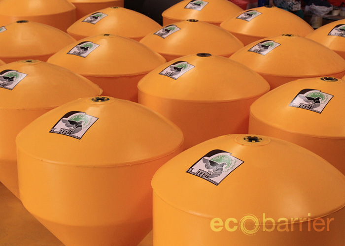 Ecobarrier Floating Buoy EFB-650