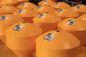 Ecobarrier Navigation Buoys: Floating Buoy EFB-650