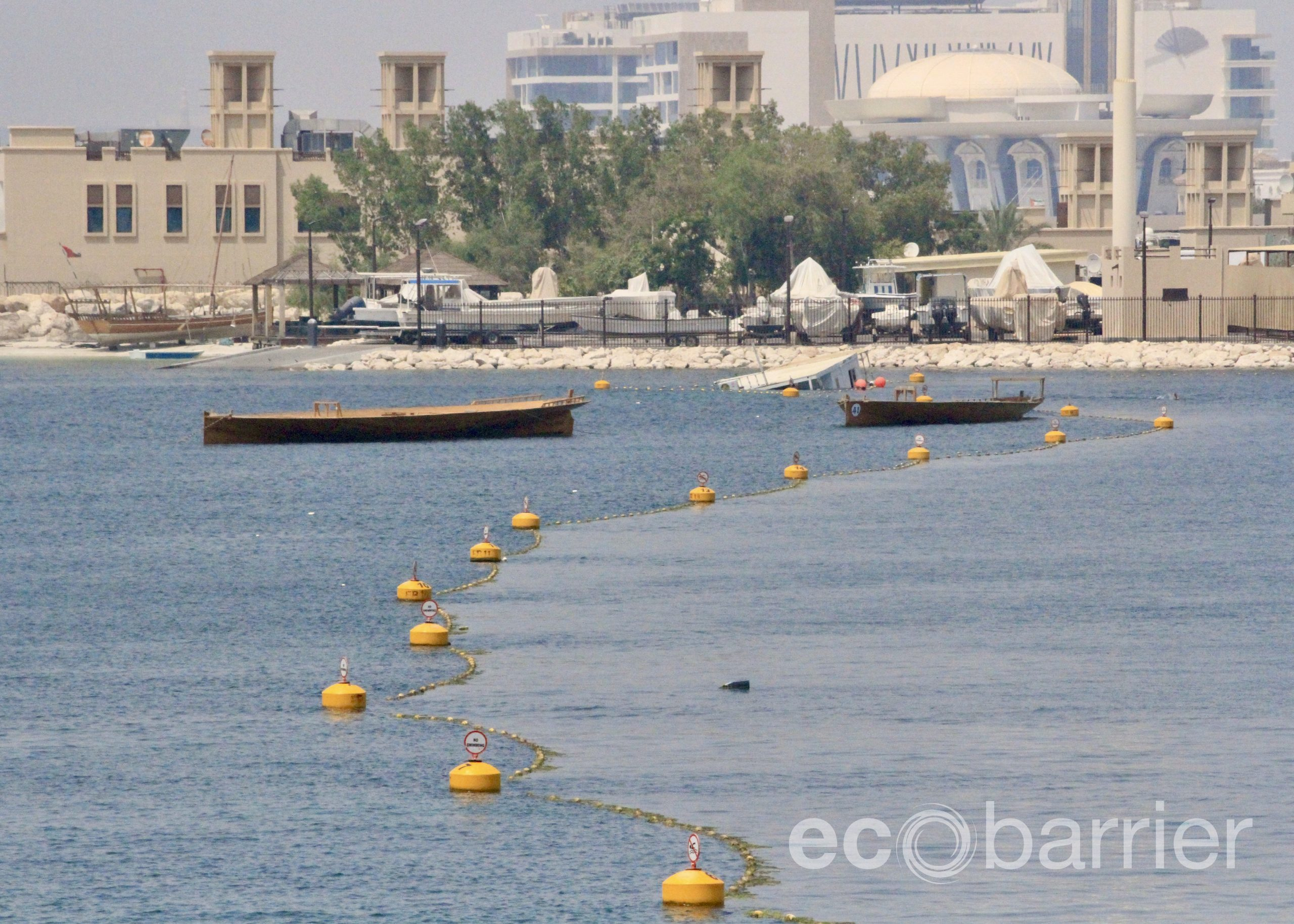Ecobarrier Floating Buoys EFB-650