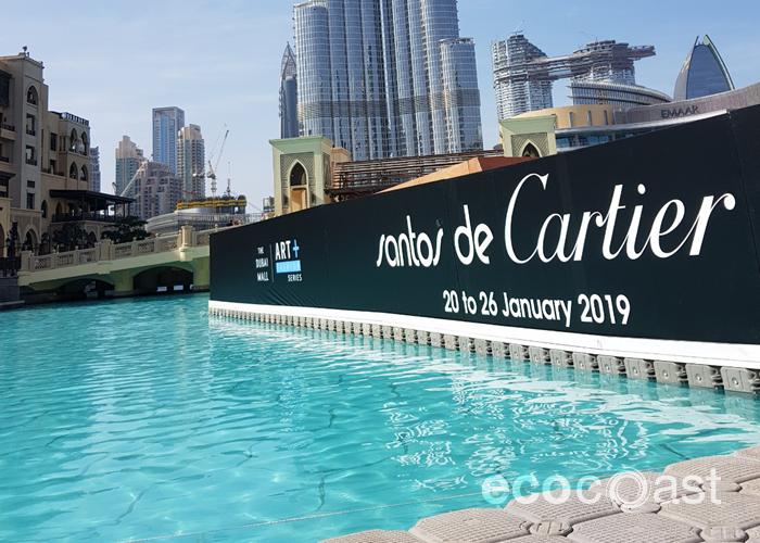 Special Event Services, Santos de Cartier
