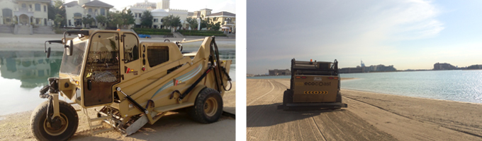 Beach Maintenance & Cleaning