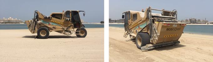 Beach Maintenance & Cleaning