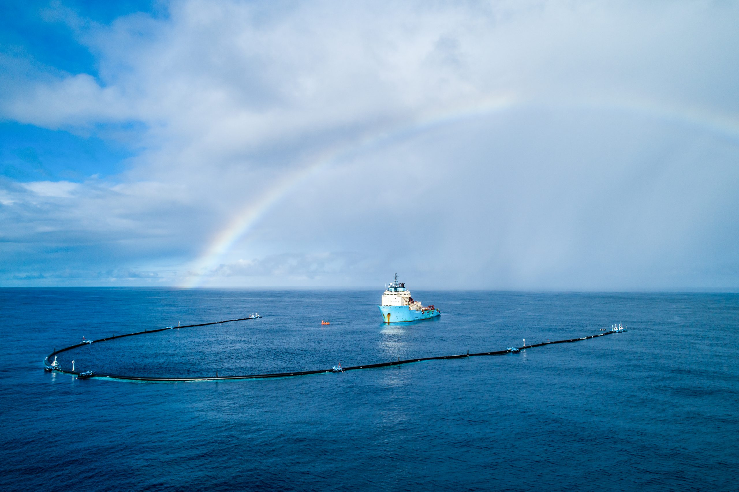 Ecocoast Partnered with The Ocean Cleanup