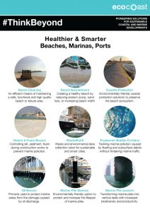 Healthier & Smarter Beaches, Marinas & Ports