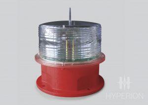Hyperion Marine Lanterns HL-3, IALA Red