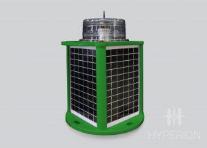 Hyperion Marine Lanterns HL-5, IALA Green