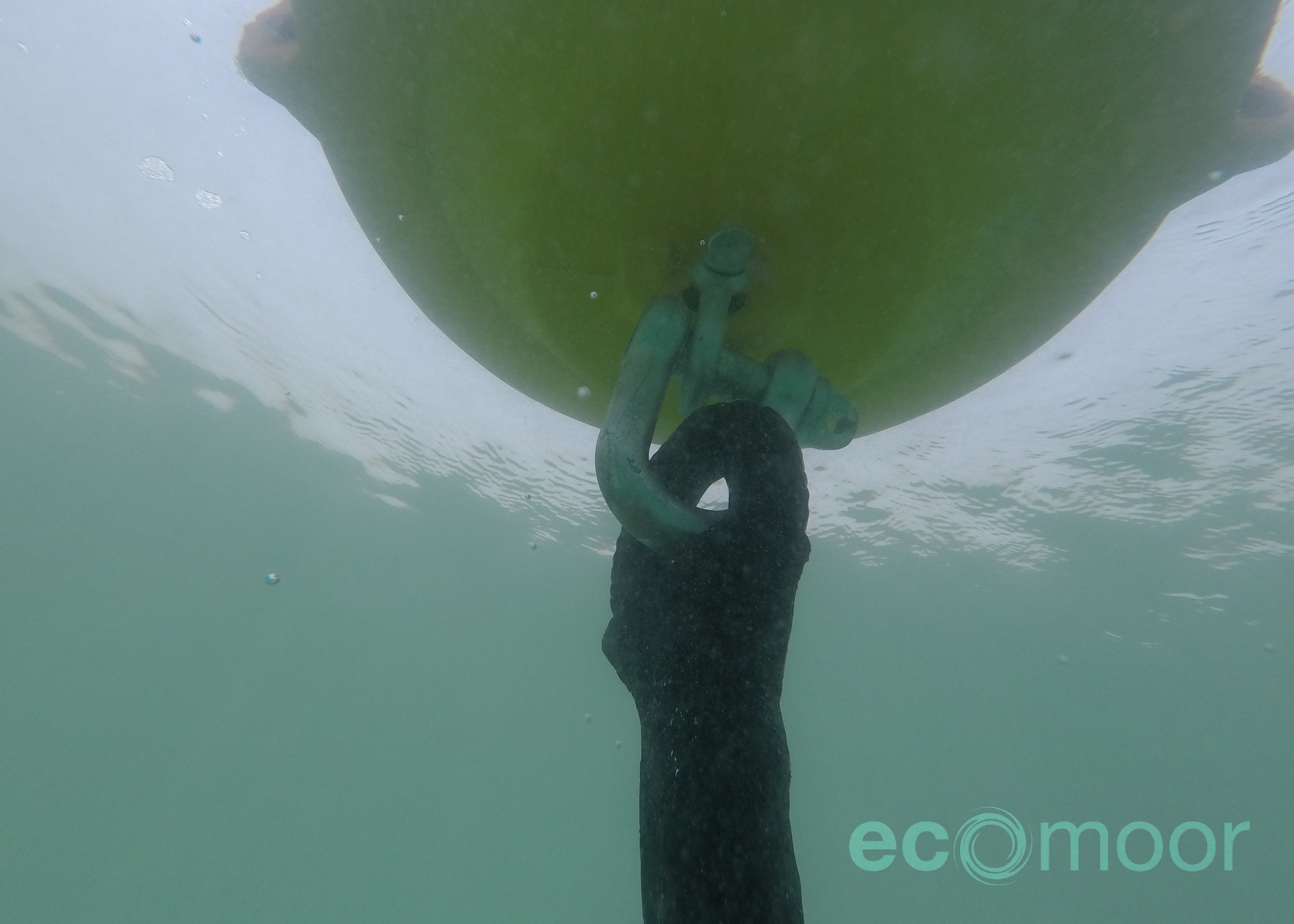 Ecomoor Synthetic Mooring