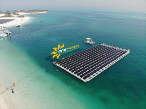 Ecocoast Awarded Ecomoor Installation for First Floating Solar Project in the UAE