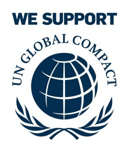 Signatory of the United Nations Global Compact