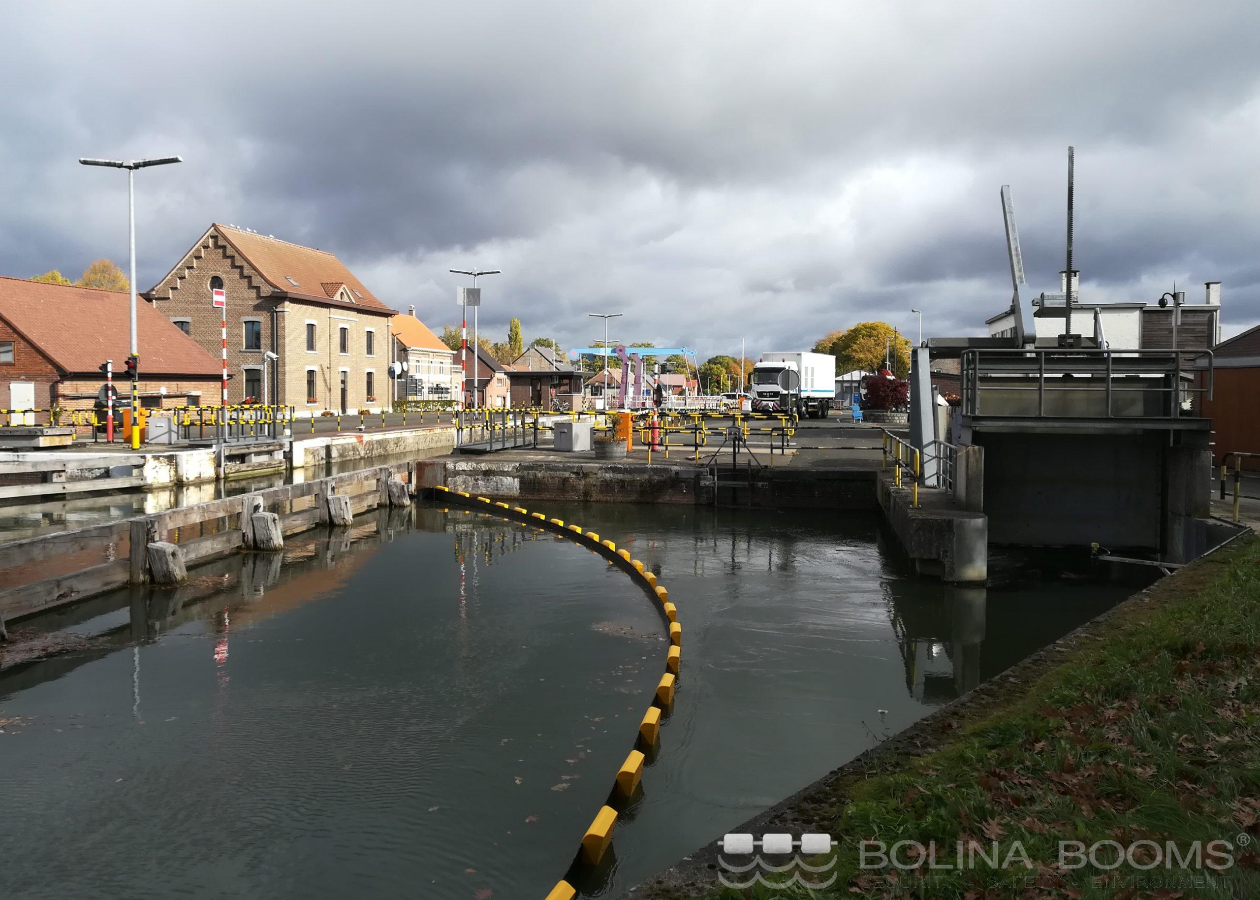 Bolina Environment Booms