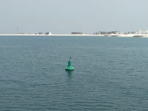 Ecocoast's ENB range of buoys deliver results for high-profile Dubai projects