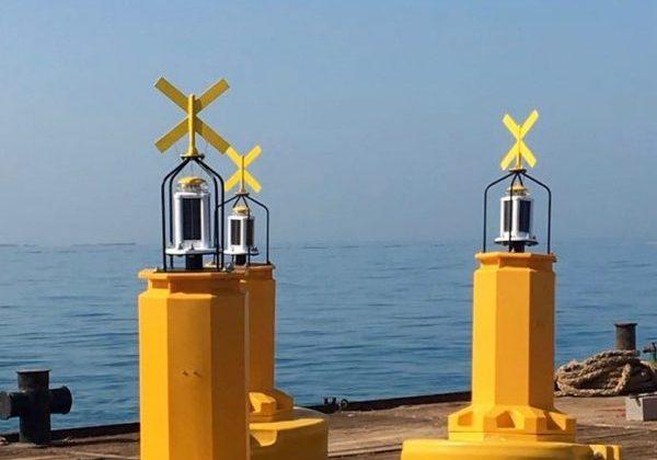 Ecobarrier Navigation Buoys