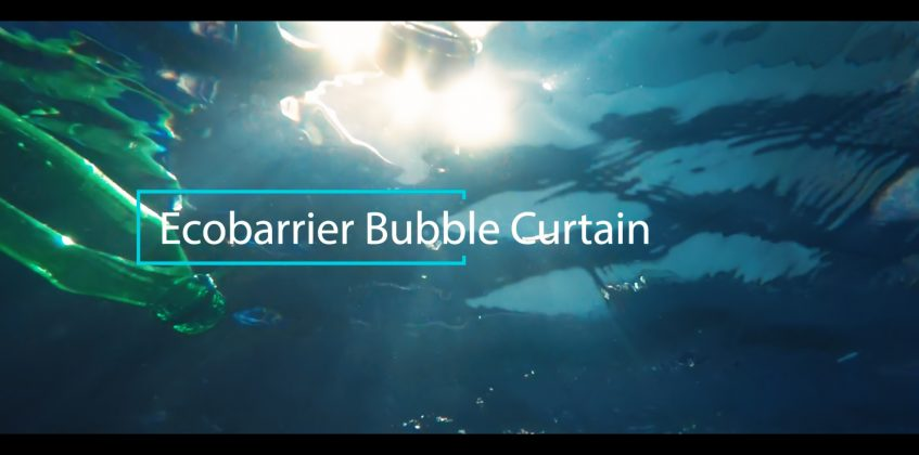 Ecocoast partnered with Canadianpond.ca to introduce their Bubble Tubing®- Ecobarrier Bubble Curtains - to the MENA market.