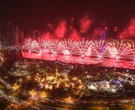 NYE Fireworks, Special Event Services