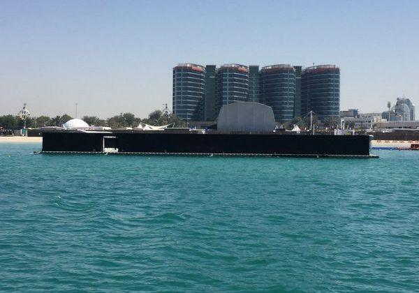 Floating pontoons, HDPE pontoons, modular pontoons