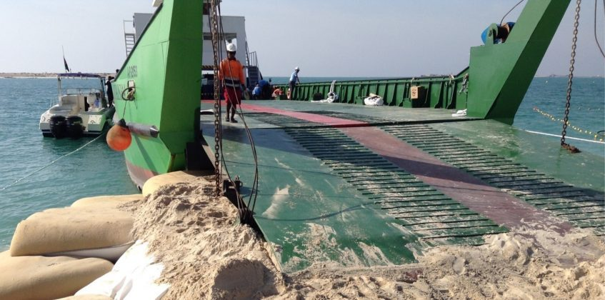 Temporary Barge Ramps