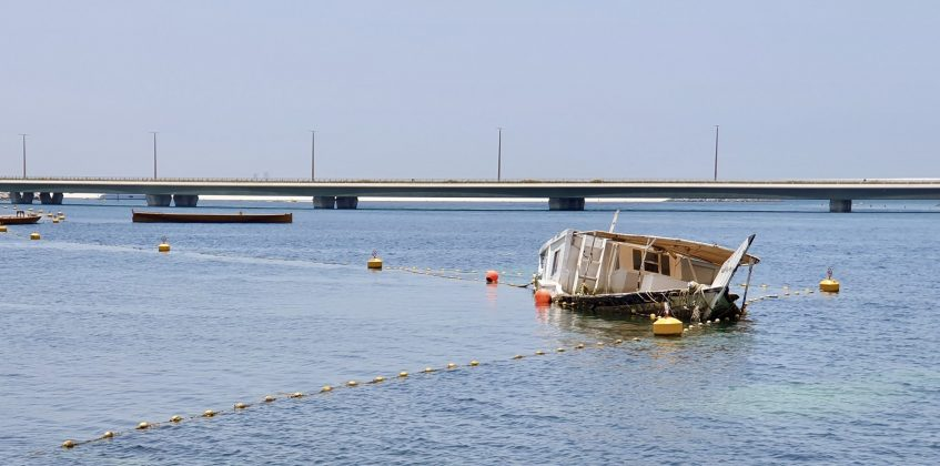 Ecobarrier Floating Buoy EFB-650 - Waagner Biro - 2020