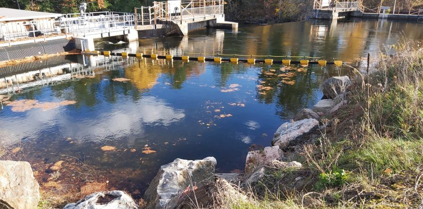 Bolina PDB600 helps keep Norland's waterways clear of debris