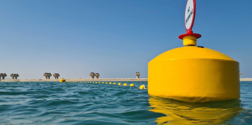 Ecocoast continues operation to replace failing buoys with EFB-650s