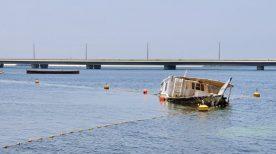 Ecobarrier EFB-650 buoys deployed to protect Dubai's coastlines