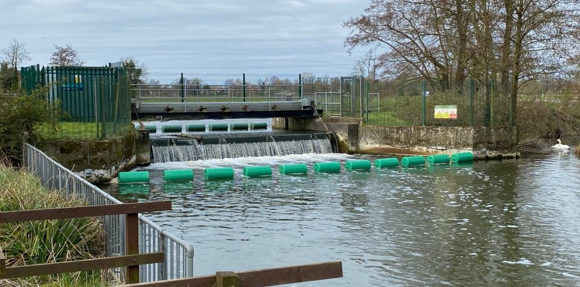 UK's Environment Agency appoints Bolina to install floating booms at Wainford Sluice