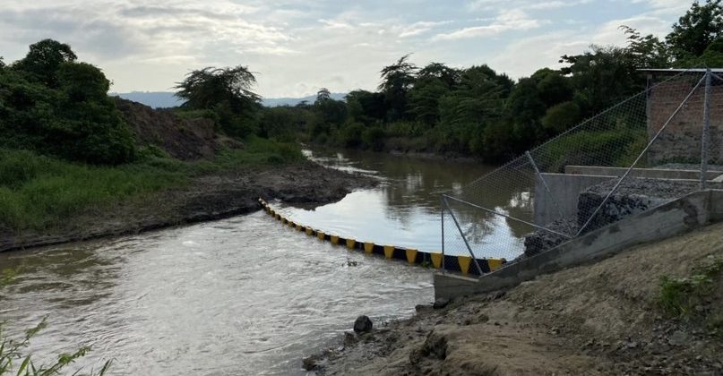 Bolina helps Ichthion deploy its Azure system in Ecuadorian river